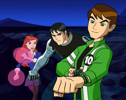 Ben 10: Alien Force - Cartoon Network Wiki - The TOONS Wiki