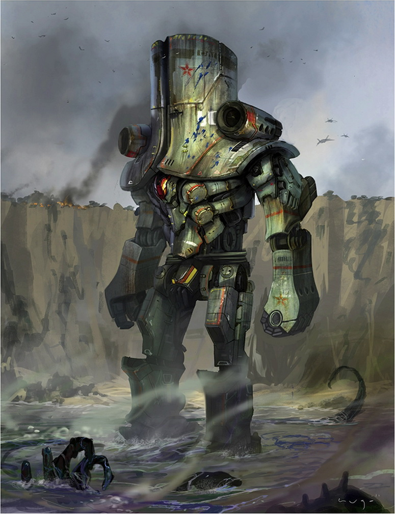 Image - Cherno Alpha Concept 01.png - Pacific Rim Wiki Pacific Rim Cherno Alpha Dies