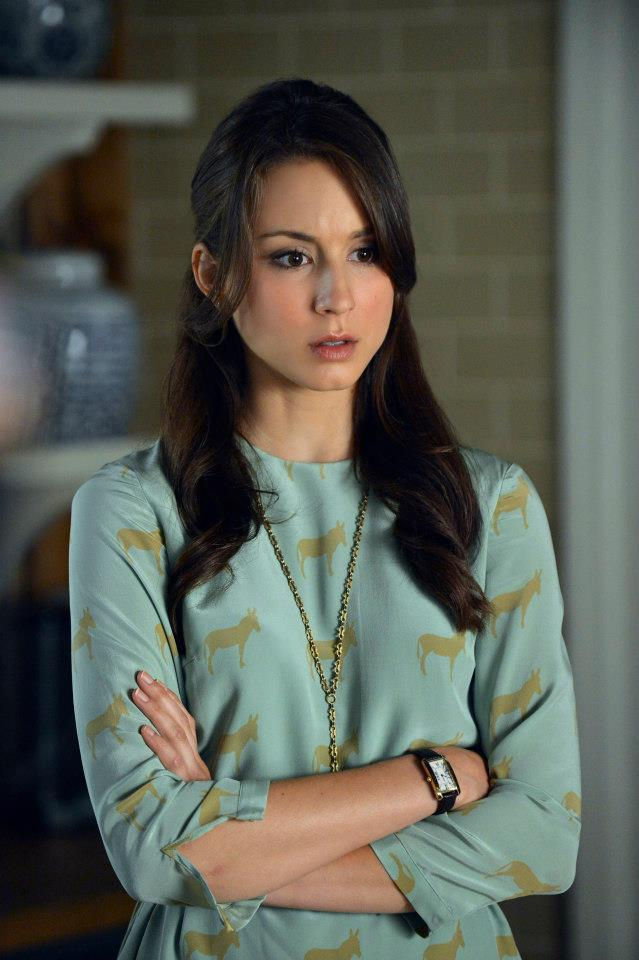 suits actor dating pretty little liars Troian bellisario celebrated her 32nd birthday on october 28, 2017 and the pretty little liars cast sent her got married to suits actor patrick.