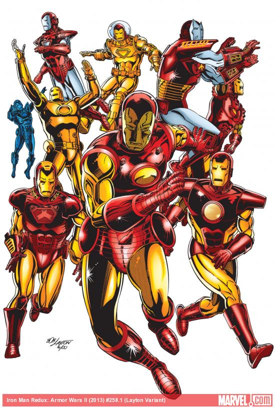 Armor Wars Iron Man Wiki