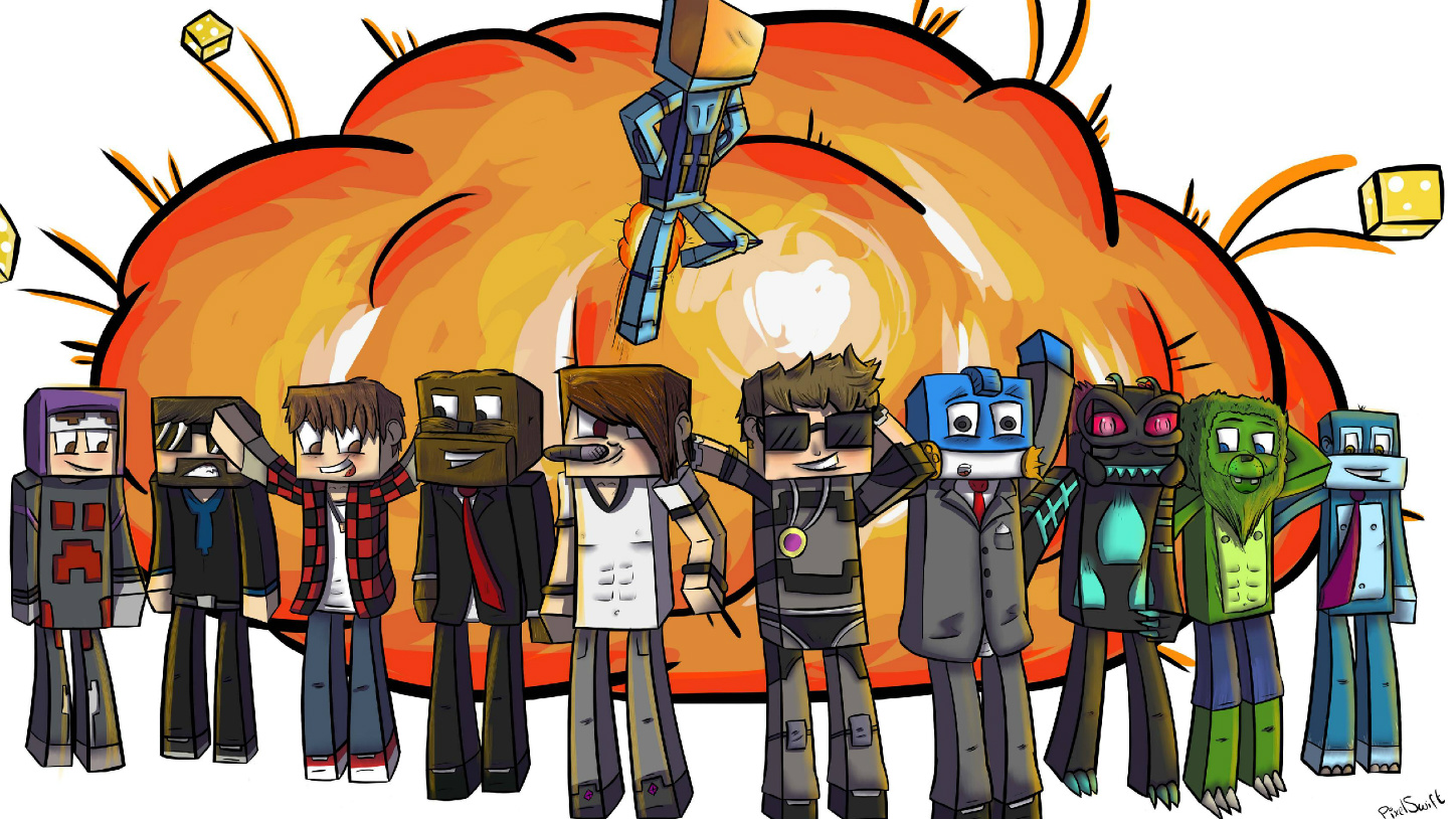 Image - Teamcraftedgroup2.jpg - Team Crafted Wiki