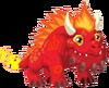 Dragón Flamígero Fase 2
