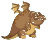 Dragón Barro Fase 3