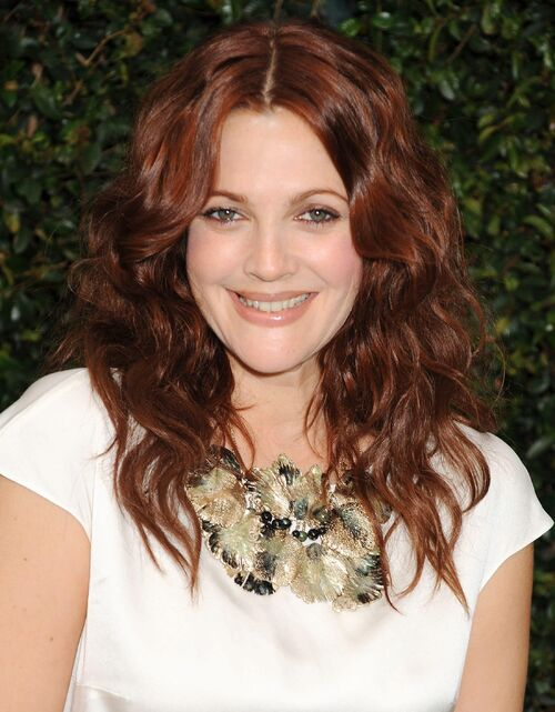 Drew Barrymore August 2013 Drew Barrymore - Dobla...