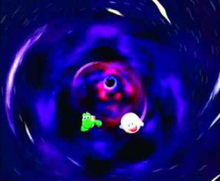 black hole mario - photo #8