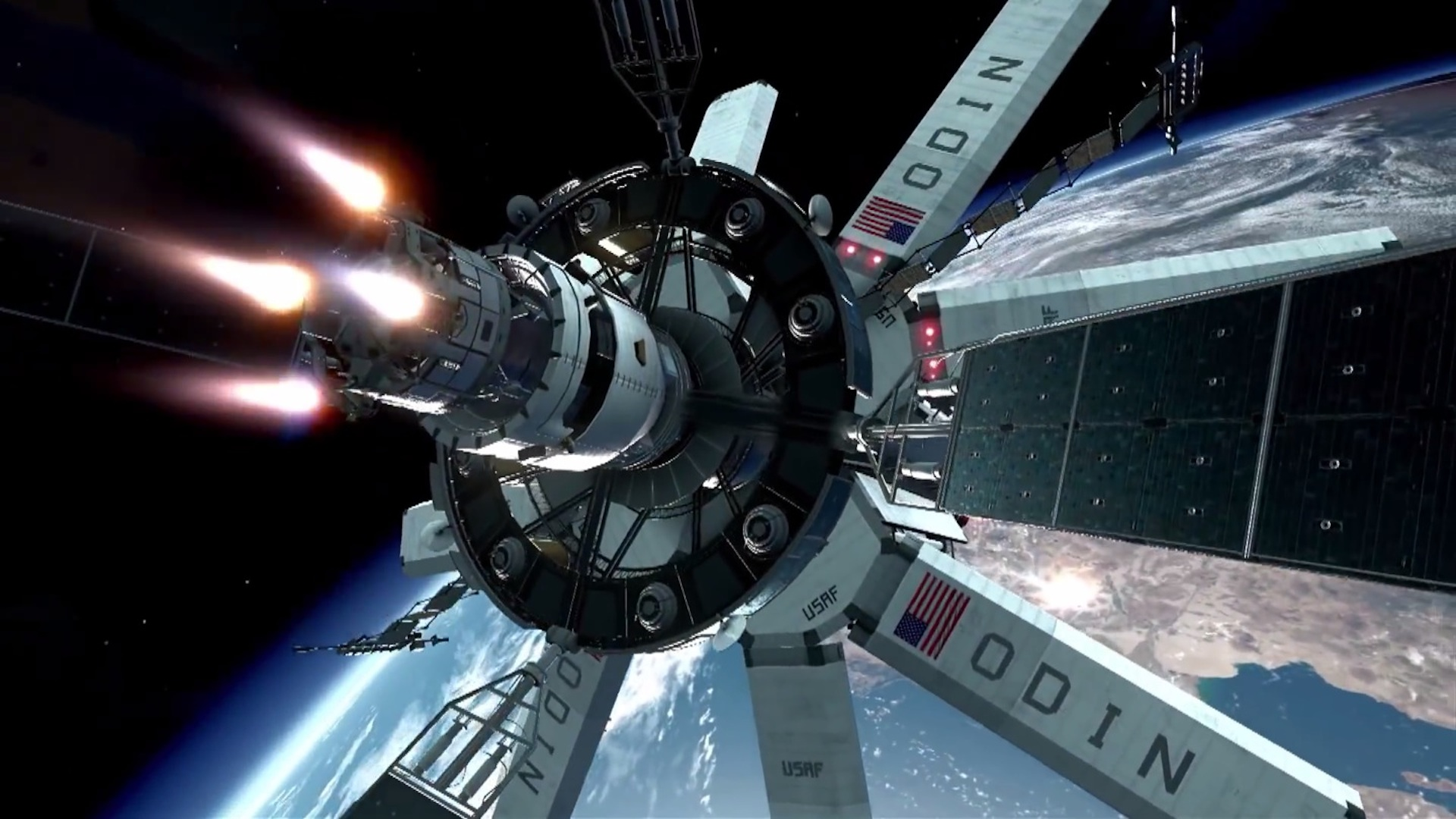 Odin Space Station The Call Of Duty Wiki Black Ops Ii