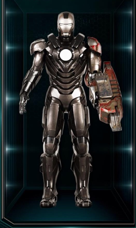 The gallery for --> Iron Man Suit Mark 18