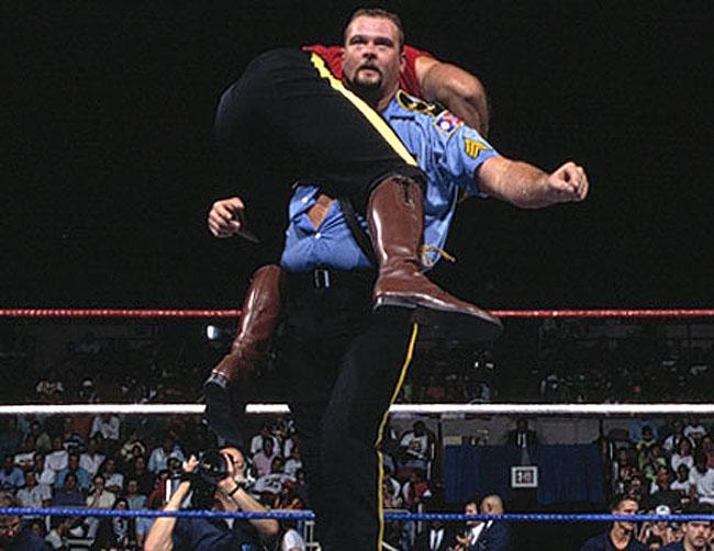Image summerslam 1991 big boss man vs the mountie 01 - Diva big man ...