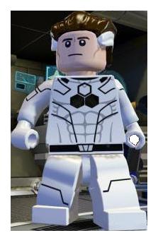 Mister Fantastic - Brickipedia, the LEGO Wiki
