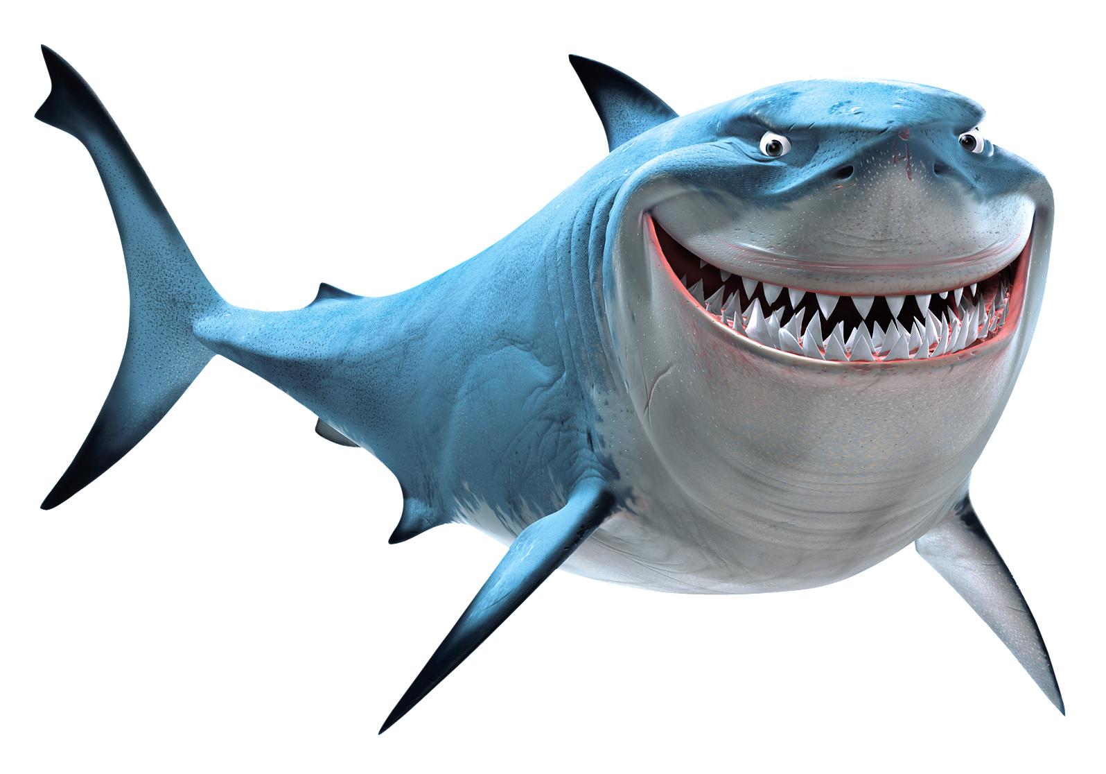 Bruce-FNFinding Nemo Sharks Names