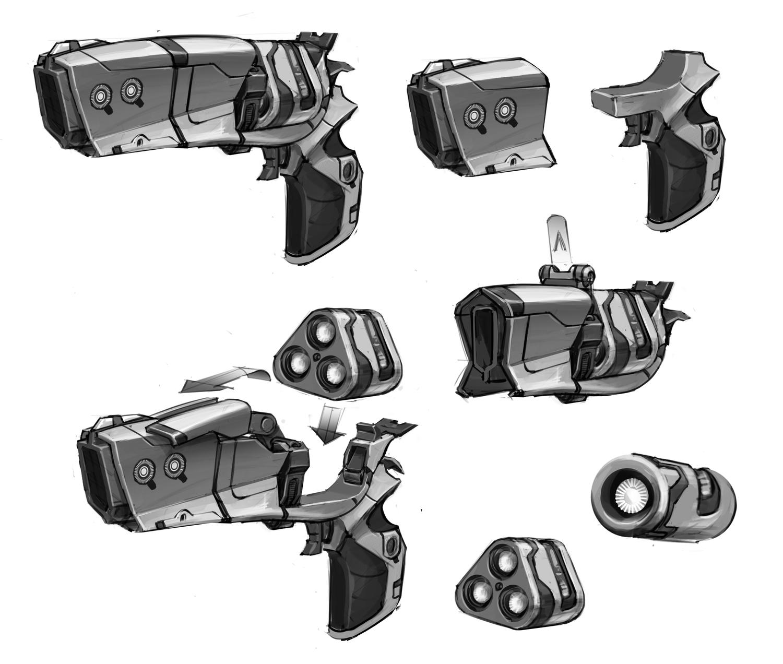 보더랜드: The pre-Sequel/무기 및 장비 - 엔하위키
