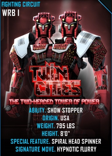 Twin Cities Real Steel Wiki
