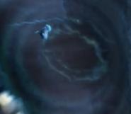 Magnetosa usando su habilidad magnetica