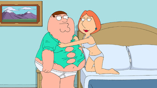 Watch Family Guy Season 12 Episode 9 Peter Problems