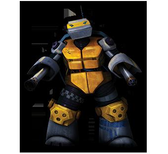Donatello Metalhead