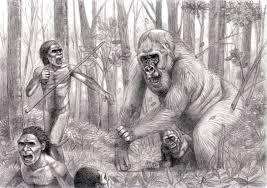 GigantopithecusGigantopithecus Giganteus