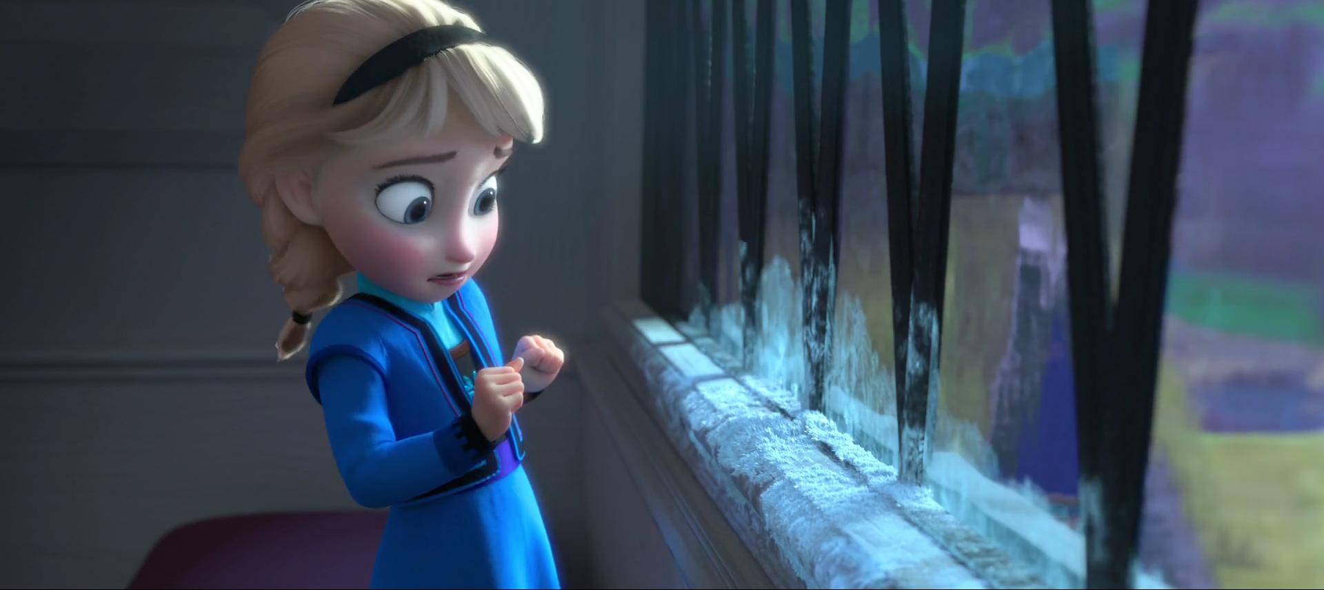 Frozen's Elsa as Trans Woman Representation