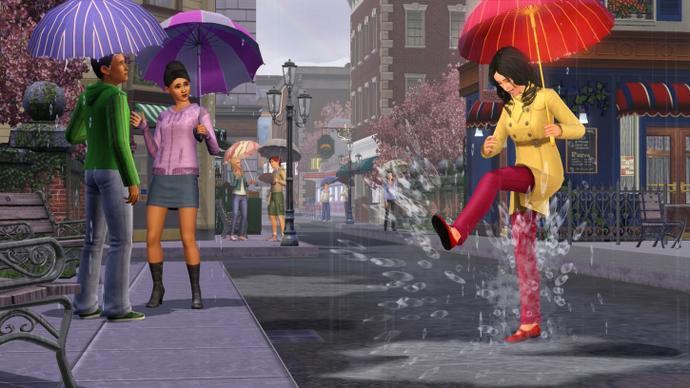 Sims 3 Y Las Cuatro Estaciones