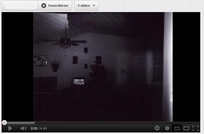 El fantasma de Youtube