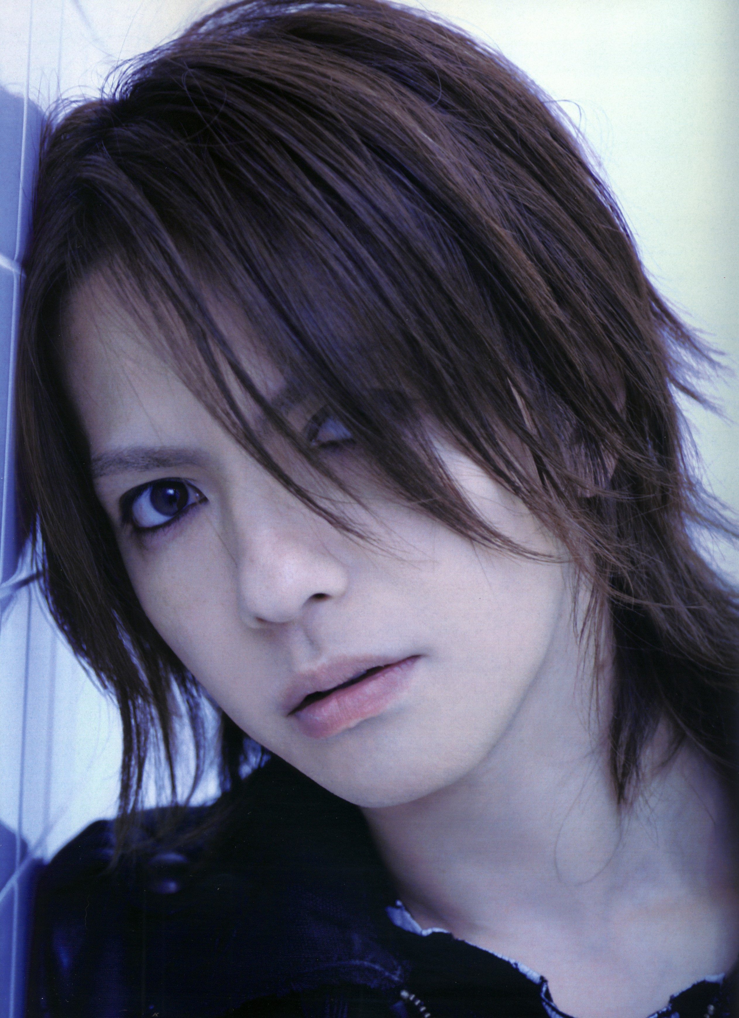 styles for long hair men hyde wiki drama 1738 | HYDE1