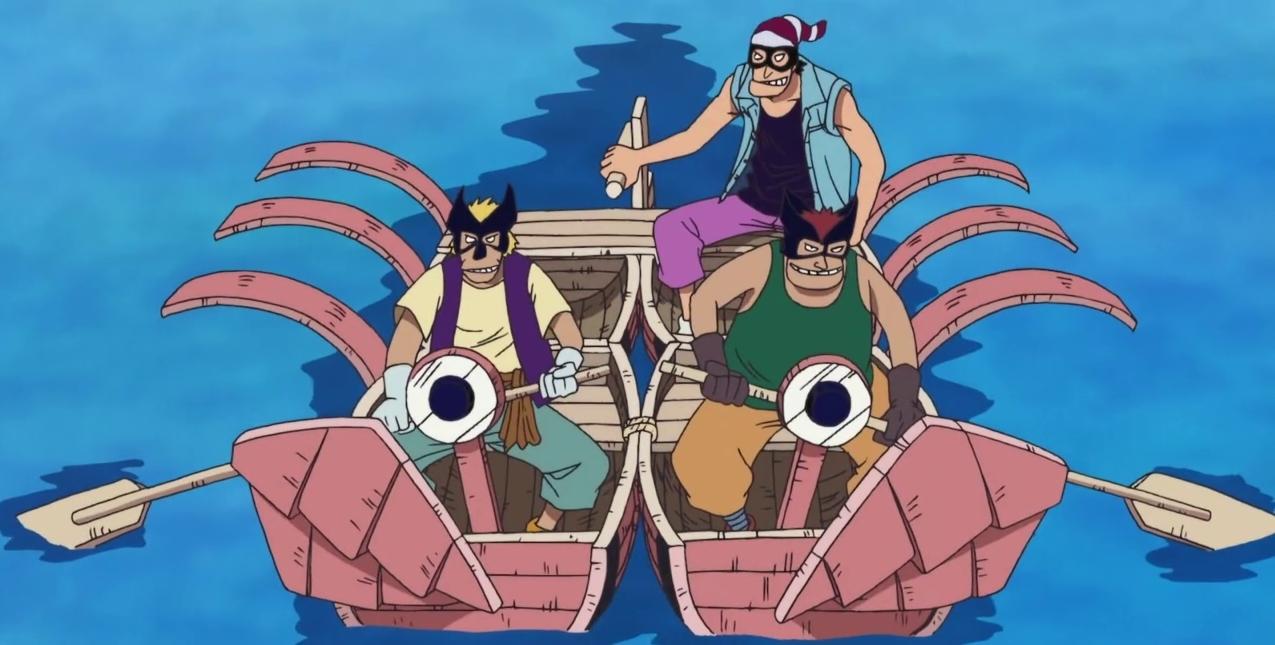 Foxy Pirates - The One Piece Wiki - Manga, Anime, Pirates ...