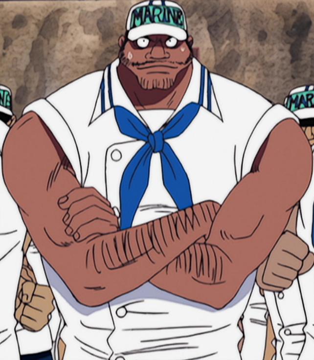Hot Wind Marines - The One Piece Wiki - Manga, Anime, Pirates, Marines, Treasure, Devil Fruits ...